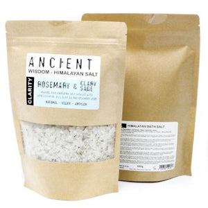 Himalayan Bath Salt Blends - Clarity
