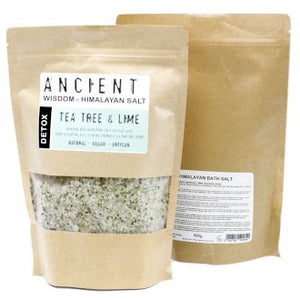 Himalayan Bath Salt Blends - Detox