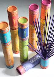 Mehindi incense sticks - Choice of 4 fragrances