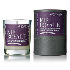 Vineyard Candles - Aperitif Kir Royale Shot