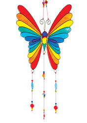 Rainbow Butterfly Light-catcher