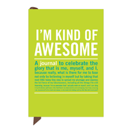 """I'm Kind of Awesome"" - mini inner truth journal"