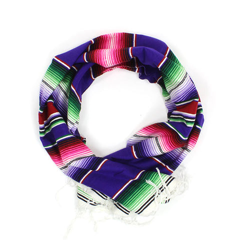 Mexican Serape Blankets - Choice of 8 colours