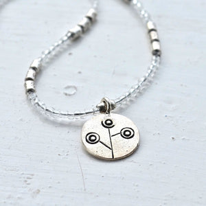 Luna Tree Silver Jewellery - Marianne Pendant Necklace