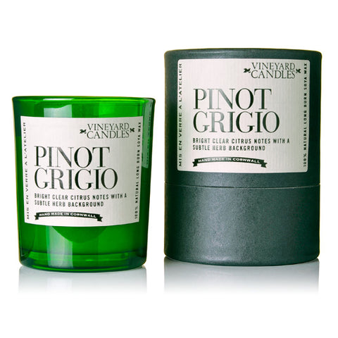 Vineyard Candles - Pinot Grigio Shot