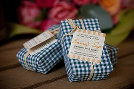 Emma's Soap - Organic Shea Butter 'Calming & Cleansing''