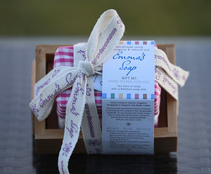 Emma's Soap - Organic Cocoa Butter Gift Set