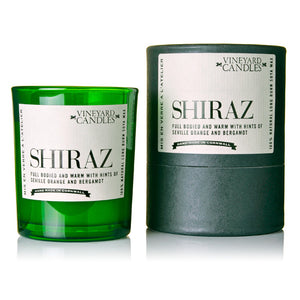 Vineyard Candles - Shiraz Shot
