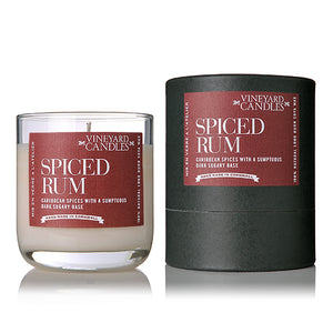 Vineyard Candles - Aperitif Spiced Rum