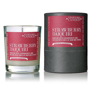 Vineyard Candles - Aperitif Strawberry Daiquiri Shot