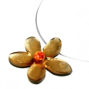 Flower Collection - pendant necklace