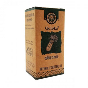Goloka Natural Essential Oils - Celery Seed