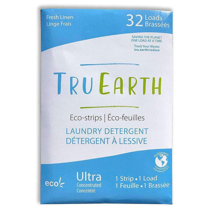 Tru-Earth Eco Strips - Laundry Detergent