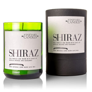 Vineyard Candles - Shiraz