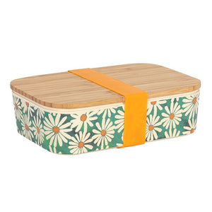 Bamboo Lunchbox - Choice of 4 Designs
