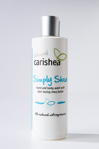 Carishea Body Wash - Simply Shea (Unfragranced)