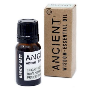 Ancient Wisdom Essential Oil Blends - Breathe Easy