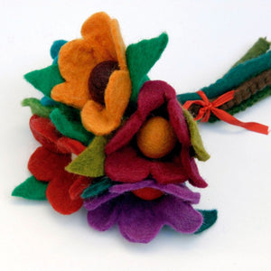 Felt Flower Bouquet