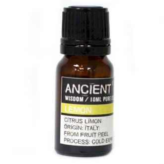 Ancient Wisdom Organic Essential Oils - Lemon