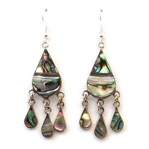 Mexican earrings - Conchita Coletta