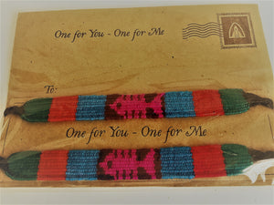 One for you-one for me - send friendship through the post