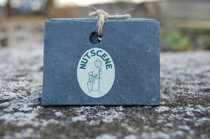 Nutscene Slate Plant Labels - Set of 4