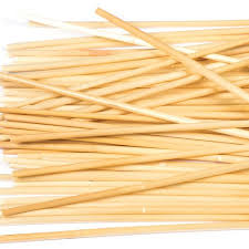 Turtle Straws - Natural Wheat Drinking Straws