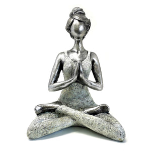 Yoga Lady Figurine