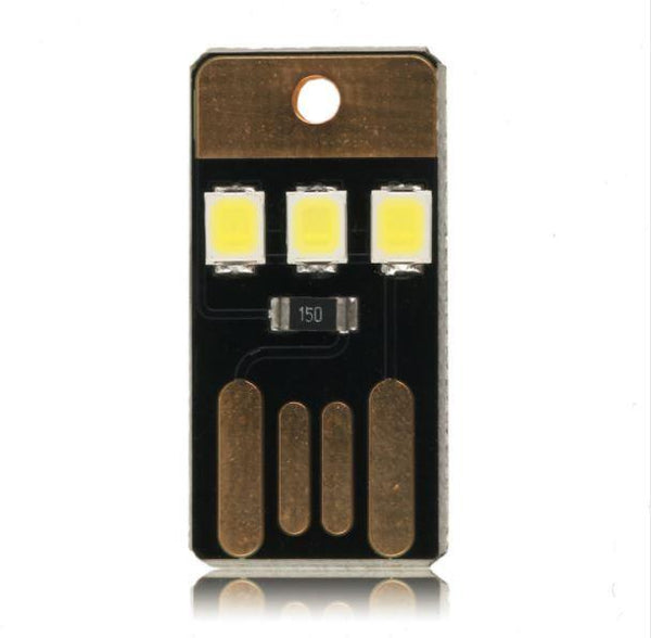 5x Mini USB LED - Expressversand