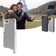 iPhone Selfiestick Hülle