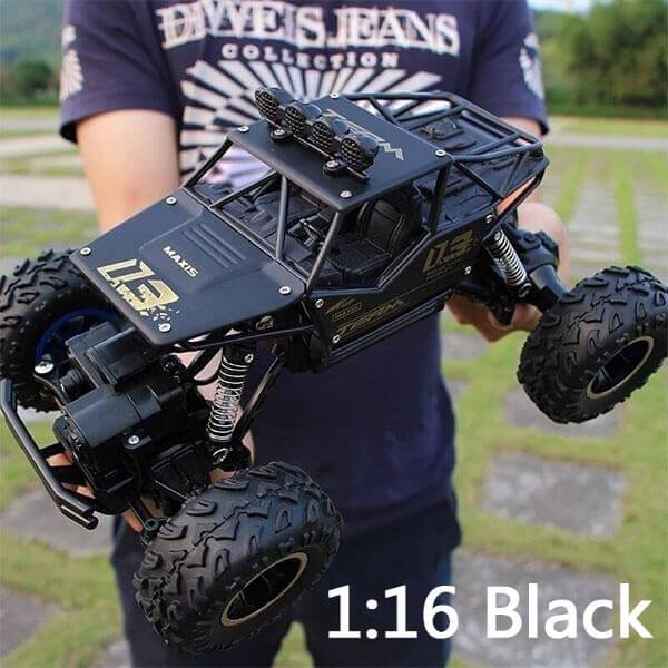 Off-Road Remote Control Car