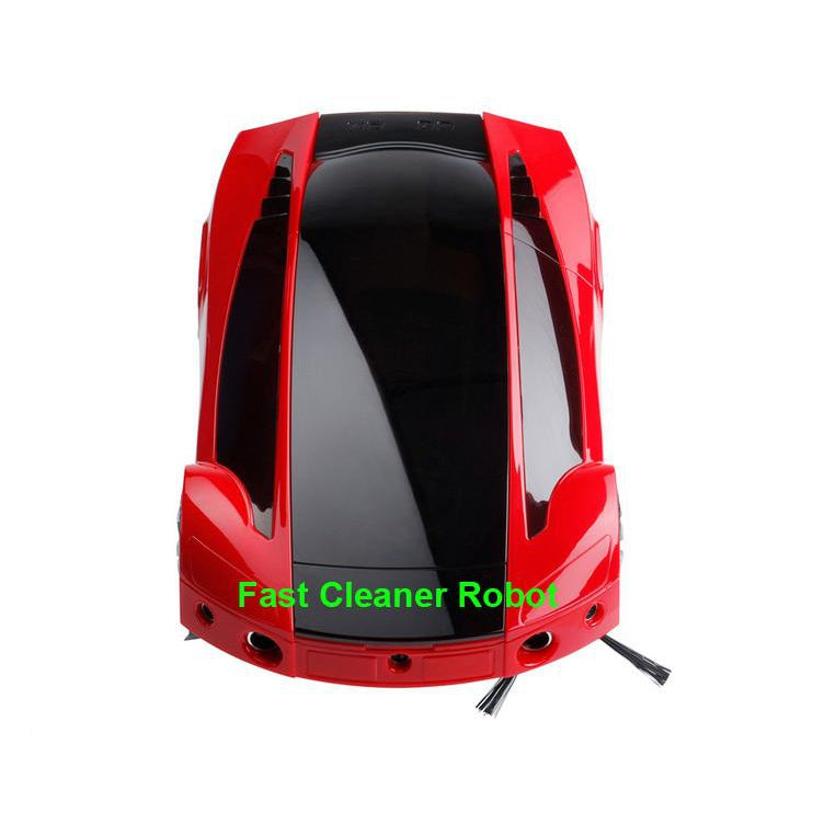 Super Car Automatic Robot Vacuum Cleaner