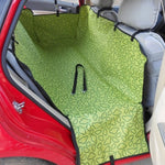 Print Pet Protecting Back Seat  Carrier