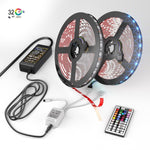 Swaggy™ LED STRIP LIGHTS KIT WITH 24 KEY REMOTE CONTROLLER