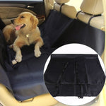 Plain Pet Protecting Back Seat Carrier