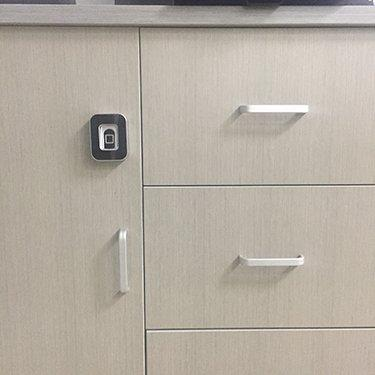 Fingerprint Cabinet Lock