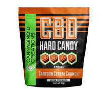 CARTOON CEREAL CRUNCH CBD HARD CANDY - ✈A2FLY