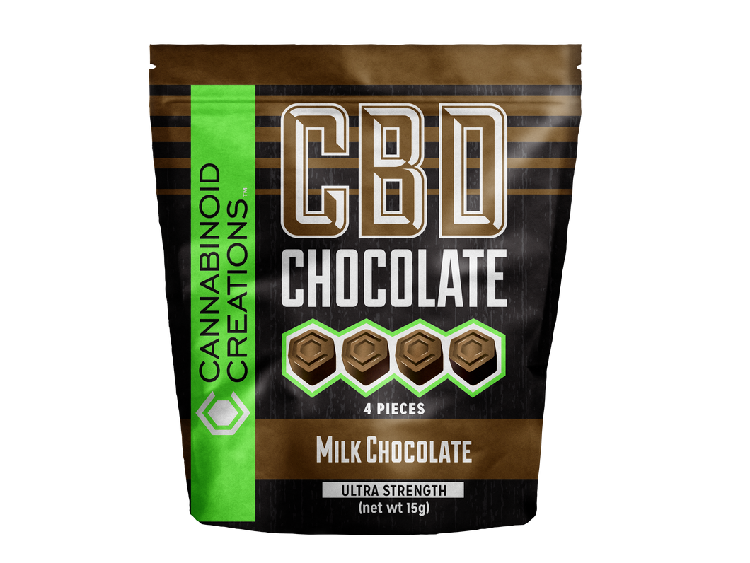 MILK CHOCOLATE CBD - ✈A2FLY
