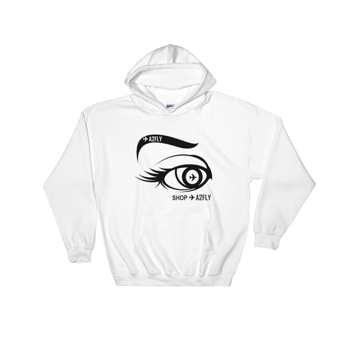 ✈ A2FLY GRAPHIC HOODIE - ✈A2FLY