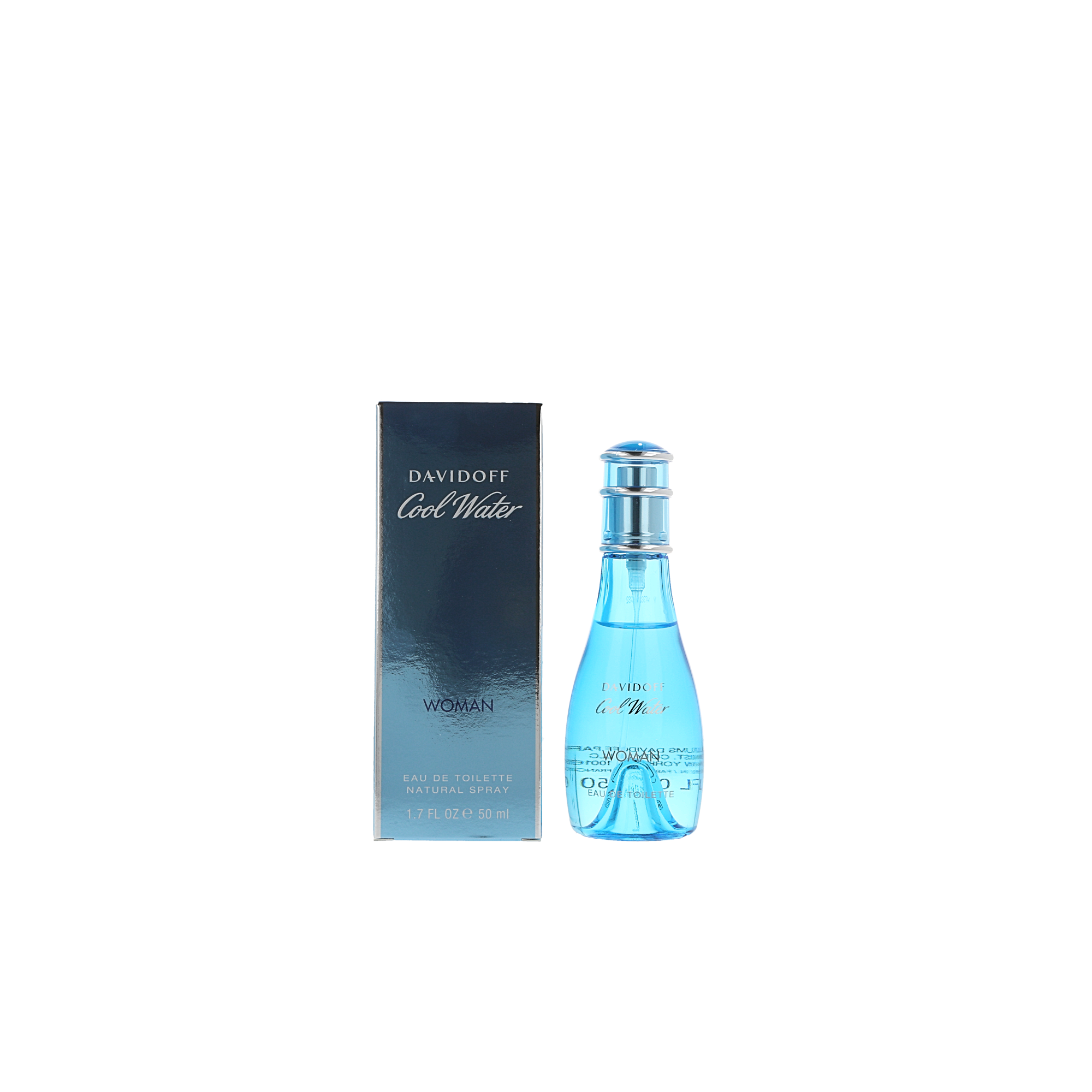 Cool Water Woman woda toaletowa spray 50ml