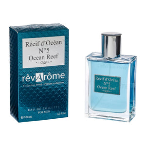 No. 5 Ocean Reef For Men woda toaletowa spray 100ml