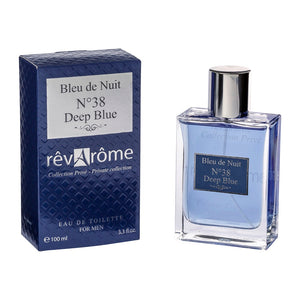 No. 38 Deep Blue For Men woda toaletowa spray 100ml