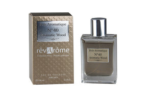 No. 40 Aromatic Wood For Men woda toaletowa spray 100ml