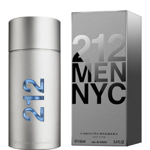 212 Men woda toaletowa spray 50ml