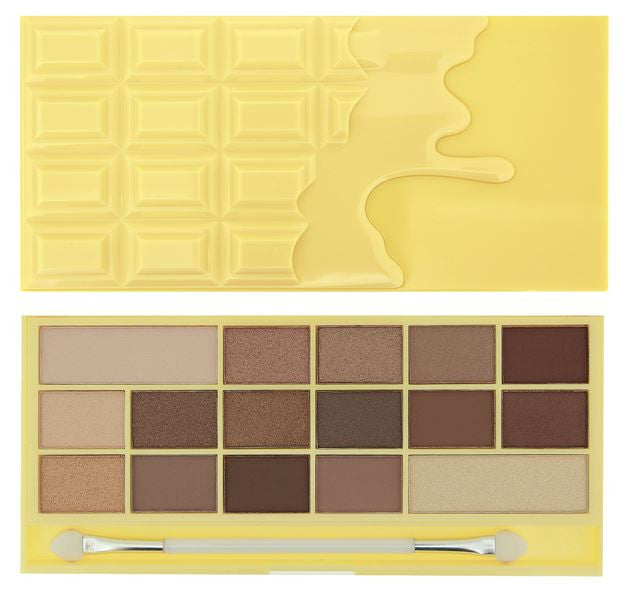 Naked Chocolate - paleta 16 cieni od Makeup Revolution