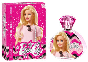 Barbie woda toaletowa spray 100ml