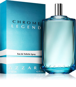 Chrome Legend woda toaletowa spray 125ml