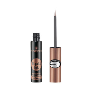 Liquid Ink Eyeliner eyeliner w płynie Brown 3ml