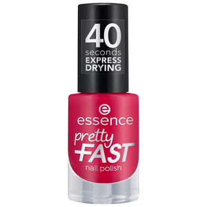 Pretty Fast Nail Polish szybkoschnący lakier do paznokci 04 Cherry On The Run 5ml