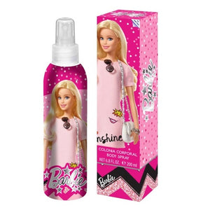 Barbie mgiełka do ciała 200ml